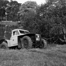Land Rover Series II Forest