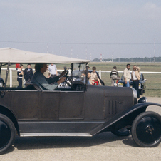 Citroën 10 hp Type A Open Tourer