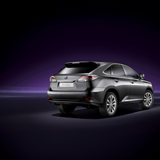 2013 Lexus RX Gets New Nose and Interior Upgrades