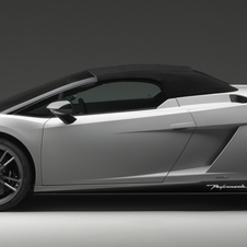 Lamborghini Gallardo LP570-4 Spyder Performante E-Gear