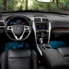 Ford pushed to make the interior better