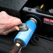 General Motors Offering Natural Gas Option for Pickups in 2012