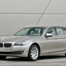 BMW 535i xDrive Touring