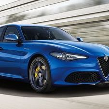 The Italia brand will be launching the Veloce with two engines, both fitted with an 8-speed automatic transmission