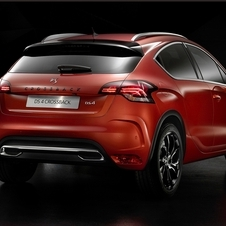In addition to the original five-door hatchback version, DS will now offer the DS4 Crossback version