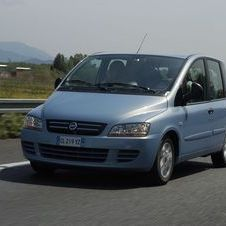 Fiat Fiat Multipla Active Natural Power
