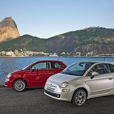 The only Fiat models offered in Australia are the 500 and 500 Abarth