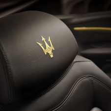 Fine Corinthian Leather: Maserati Builds GranCabrio with Interior by Fendi