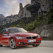 The 3 Series is BMW's bestselling model