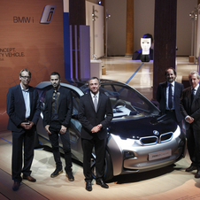 BMW is taking the car on a worldwide tour