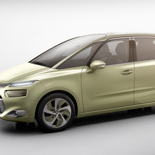 It imagines the next C4 Picasso