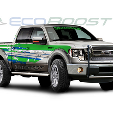 Ford's SEMA Display Looks Back on Past Performance as well as Future