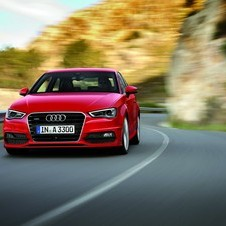 The A3 is projected to be a big seller for Audi