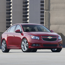 Chevrolet is bringing a diesel version of the Cruze to the US later this year