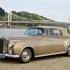 Rolls-Royce Silver Cloud II Drophead Coupé