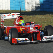 Ferrari Unhappy with Testing Results