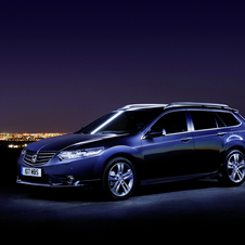 Honda Accord Tourer 2.0 Executive
