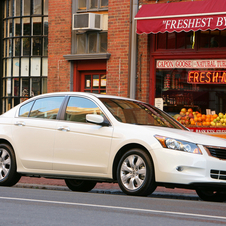 Honda Accord EX-L 5-Spd MT (USA)