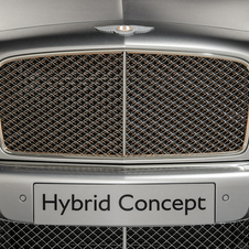Copper accents were placed in the headlights, grille, brake calipers, feature lines and badges