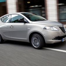 Chrysler Ypsilon 0.9 Twinair