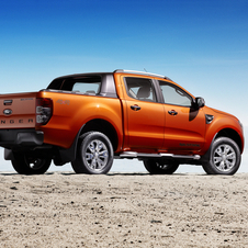 Ford Ranger WildTrak