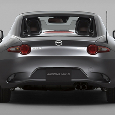 The new MX-5 RF will be available in Europe with a choice of two petrol engines, the SKYACTIV-G 1.5 and the SKYACTIV-G 2.0