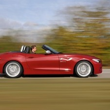 BMW Z4 sDrive35is Auto (E89)