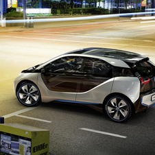 The production version of the i3 will debut at the Frankfurt Motor Show