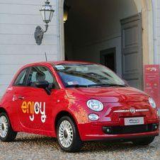It will use Fiat 500 and 500L models