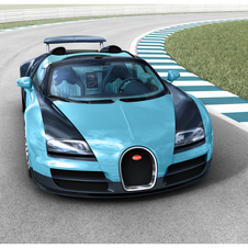 Bugatti has sold 400 Veyrons and had only 50 more to sell
