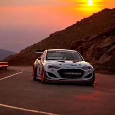 Last year, Millen took the Pikes Peak record