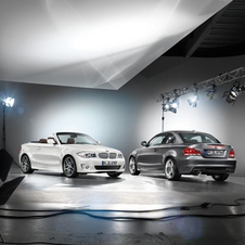 There are also 1 Series limited editions for the coupe and convertible.