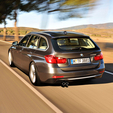 BMW 320d Touring Automatic