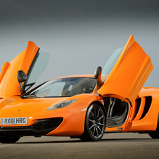 The next addition will be he P1 super car