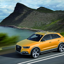 Audi Q3 Jinlong Yufeng Celebrates Golden Dragon in China