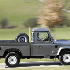 Land Rover 110 Defender HCPU S