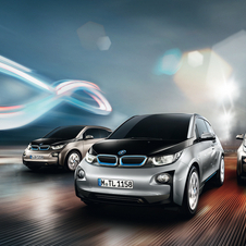 BMW's i3 and i8 will be the stars of the show at BMW