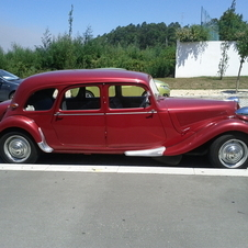 Found: Citroën Traction Avant