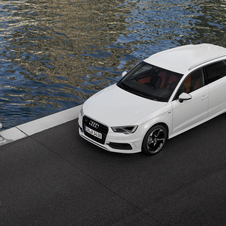 Audi A3 Sportback 2.0 TDI Attraction S tronic quattro