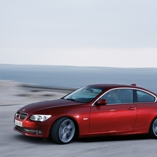 BMW 320i Coupe Sport Plus