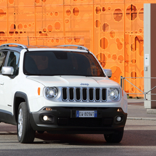 Jeep Renegade 1.4 MultiAir FWD MTX Longitude