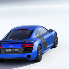 Only 99 units of the R8 LMX will be produced