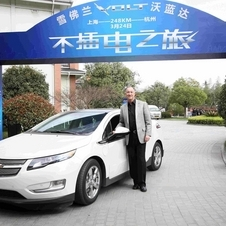 The former head of international operations will become chairman of GM China
