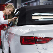 Audi A3 Cabrio Begins Production in Germany