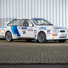 Ford Sierra Cosworth Group N