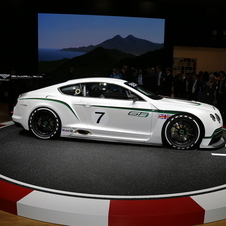 The Continental GT3 will go racing at the end of the year