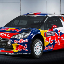 Sebastien Loeb has dominated the WRC in the DS3 WRC