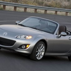 Mazda MX-5 Special Edition Power Retractable HT
