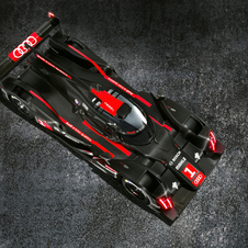 Audi is entering three R18s in the 2014 24 Hours of Le Mans