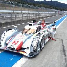 Audi has already won the LMP1 championship